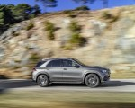 2020 Mercedes-AMG GLE 53 4MATIC+ (Color: Selenite Grey) Side Wallpapers 150x120 (10)