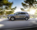 2020 Mercedes-AMG GLE 53 4MATIC+ (Color: Selenite Grey) Side Wallpapers 150x120 (6)