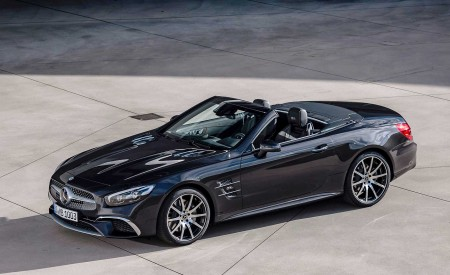 2020 Mercedes-Benz SL Grand Edition Wallpapers HD