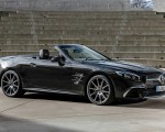 2020 Mercedes-Benz SL 500 Grand Edition (Color: Graphite Grey) Side Wallpapers 150x120 (6)