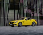 2020 Mercedes-Benz SLC Final Edition Wallpapers