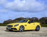 2020 Mercedes-Benz SLC Final Edition (UK-Spec) Front Three-Quarter Wallpapers 150x120 (12)
