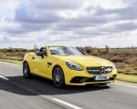 2020 Mercedes-Benz SLC Final Edition (UK-Spec) Front Three-Quarter Wallpapers 150x120 (3)
