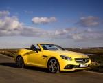 2020 Mercedes-Benz SLC Final Edition (UK-Spec) Front Three-Quarter Wallpapers 150x120 (11)