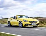 2020 Mercedes-Benz SLC Final Edition (UK-Spec) Front Three-Quarter Wallpapers 150x120 (8)