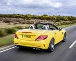 2020 Mercedes-Benz SLC Final Edition (UK-Spec) Rear Three-Quarter Wallpapers 150x120 (6)