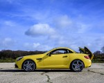 2020 Mercedes-Benz SLC Final Edition (UK-Spec) Side Wallpapers 150x120 (17)