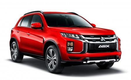 2020 Mitsubishi Outlander Sport Front Three-Quarter Wallpapers 450x275 (29)