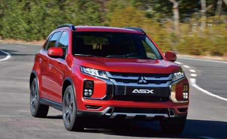 2020 Mitsubishi Outlander Sport Front Wallpapers 450x275 (15)