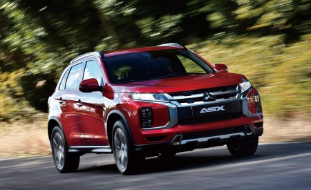 2020 Mitsubishi Outlander Sport Front Wallpapers 450x275 (9)