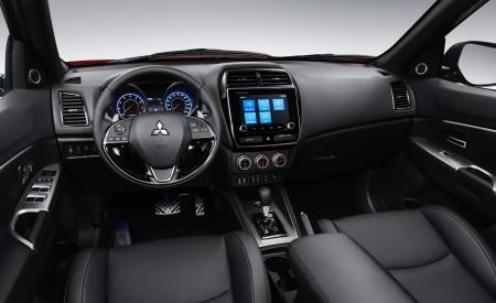 2020 Mitsubishi Outlander Sport Interior Wallpapers 450x275 (26)