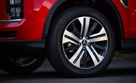 2020 Mitsubishi Outlander Sport Wheel Wallpapers 450x275 (25)