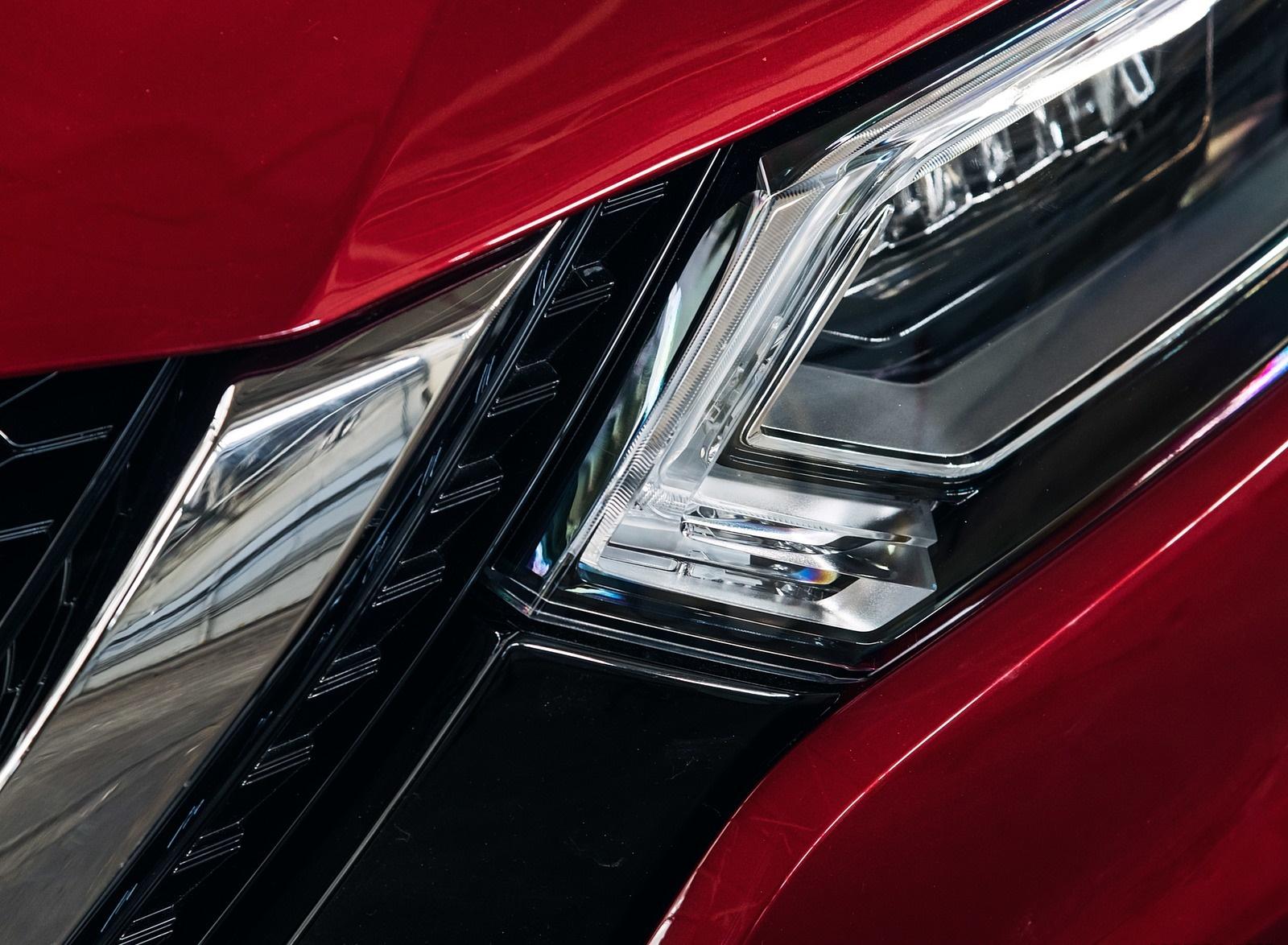 2020 Nissan Rogue Sport Detail Wallpapers (8)