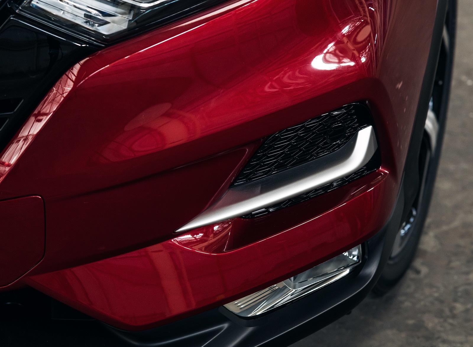 2020 Nissan Rogue Sport Detail Wallpapers (9)