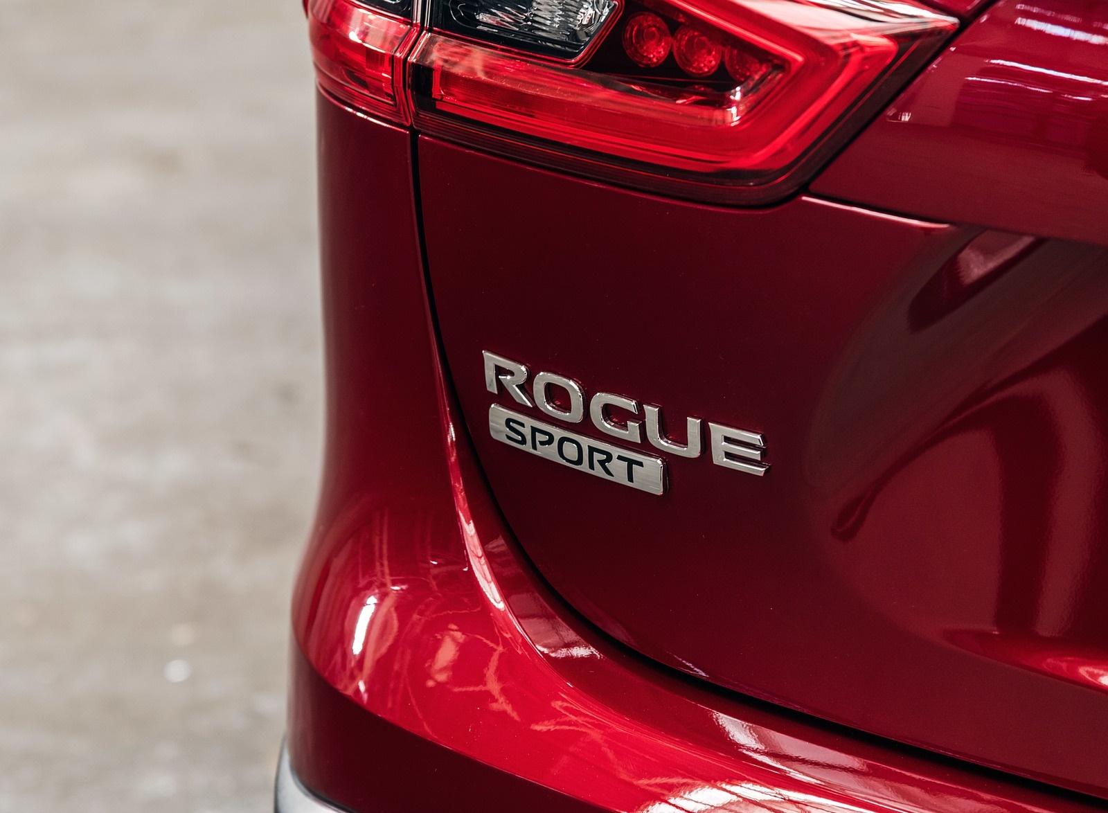 2020 Nissan Rogue Sport Detail Wallpapers (10)