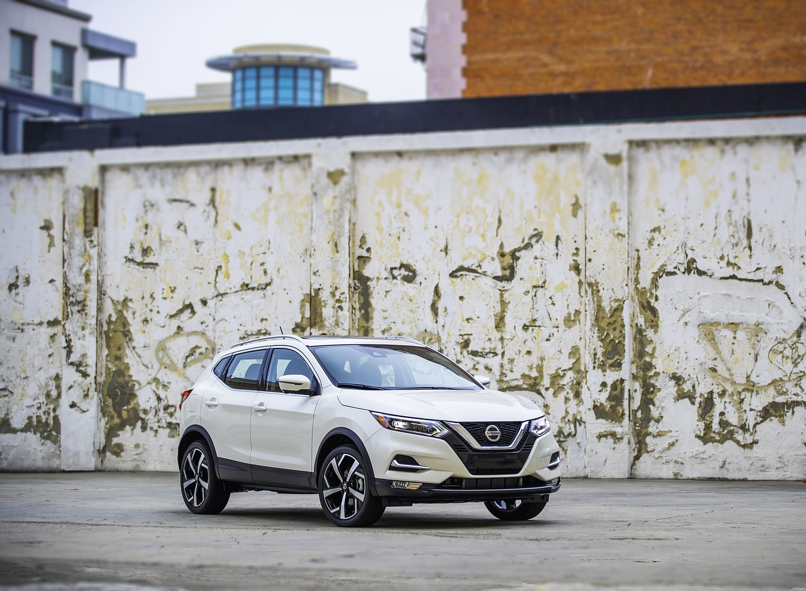 2020 Nissan Rogue Sport Front Three-Quarter Wallpapers (6)