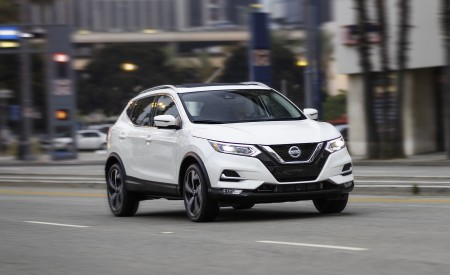2020 Nissan Rogue Sport Wallpapers HD