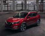 2020 Nissan Rogue Sport Front Three-Quarter Wallpapers 150x120 (22)