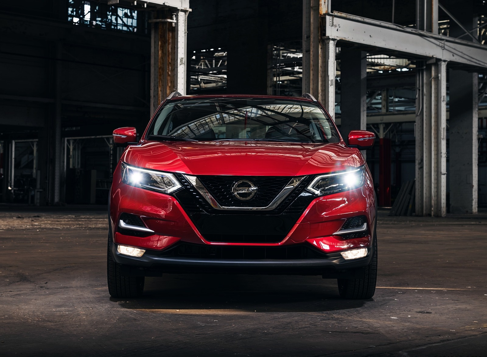 2020 Nissan Rogue Sport Front Wallpapers (7)
