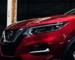 2020 Nissan Rogue Sport Grill Wallpapers 150x120 (37)