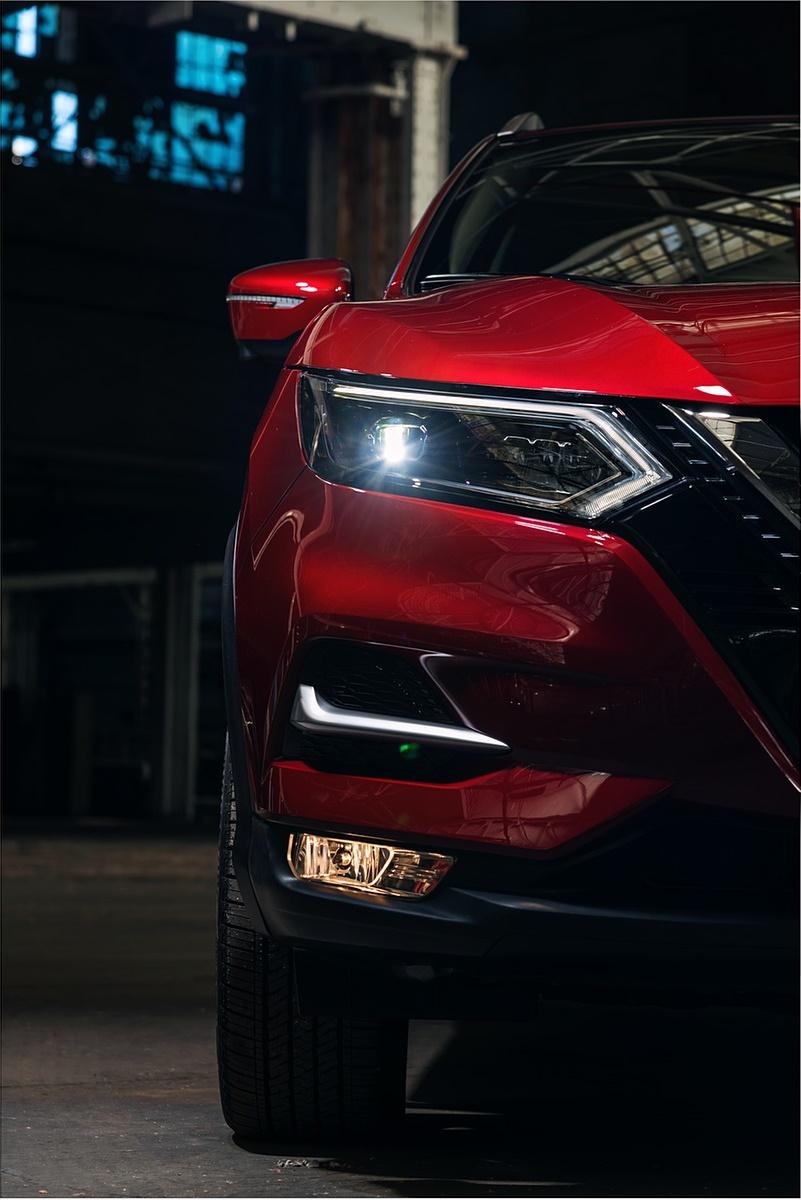 2020 Nissan Rogue Sport Headlight Wallpapers (15)