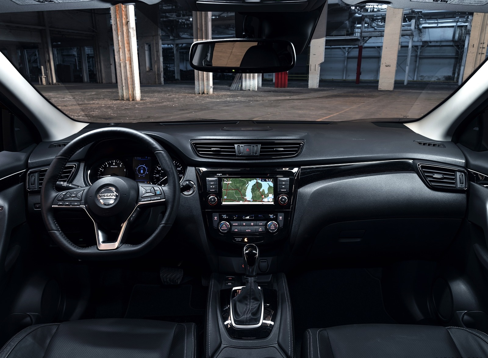 2020 Nissan Rogue Sport Interior Cockpit Wallpapers 47 Newcarcars