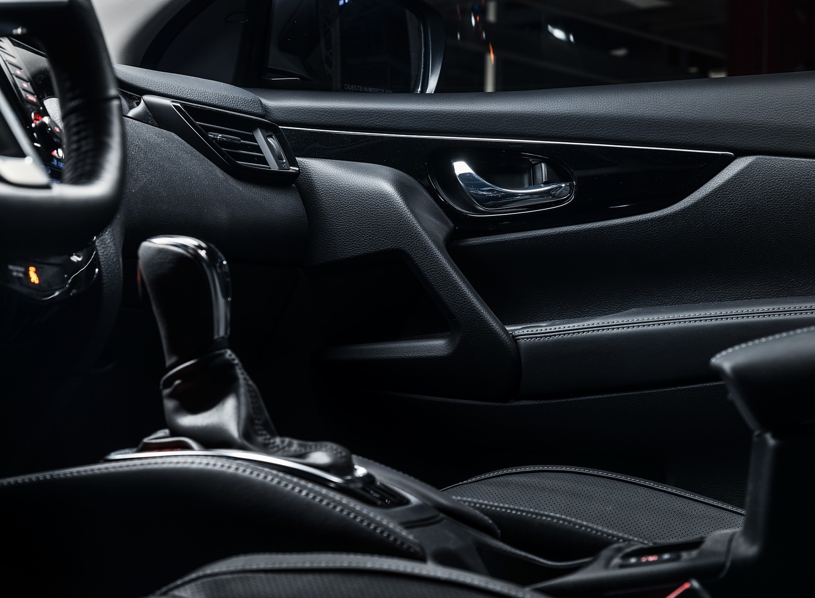 2020 Nissan Rogue Sport Interior Detail Wallpaper 25 Hd Wallpapers