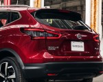 2020 Nissan Rogue Sport Tail Light Wallpapers 150x120 (41)