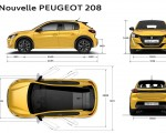 2020 Peugeot 208 Dimensions Wallpapers 150x120 (34)