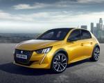 2020 Peugeot 208 Front Three-Quarter Wallpapers 150x120 (11)