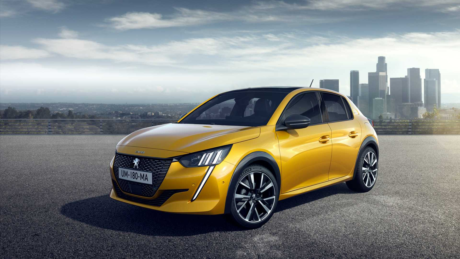 2020 Peugeot 208 Front Three-Quarter Wallpapers (11)
