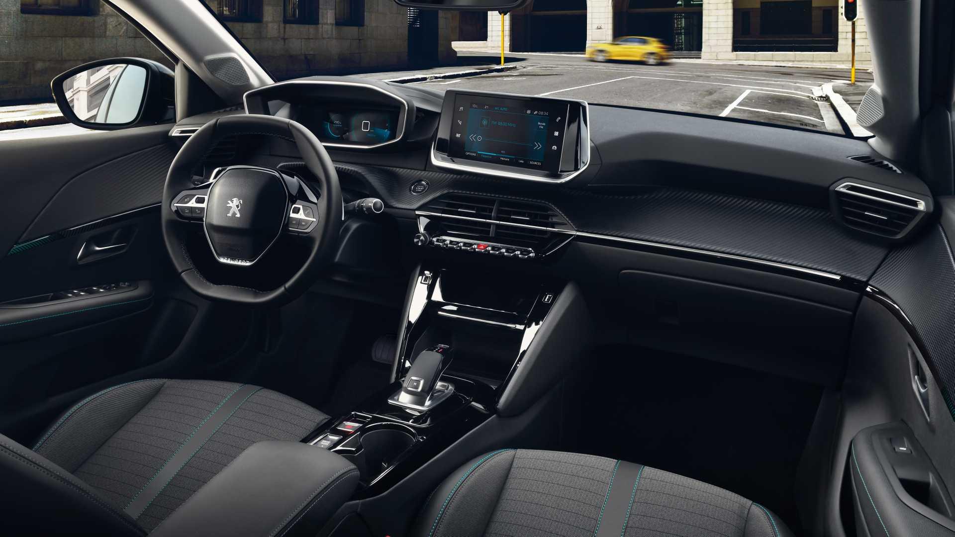2020 Peugeot 208 Interior Cockpit Wallpapers (7)