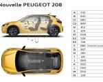 2020 Peugeot 208 Interior Wallpapers 150x120 (33)
