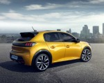 2020 Peugeot 208 Rear Three-Quarter Wallpapers 150x120 (12)