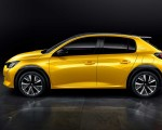 2020 Peugeot 208 Side Wallpapers 150x120 (26)