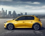 2020 Peugeot 208 Side Wallpapers 150x120 (13)