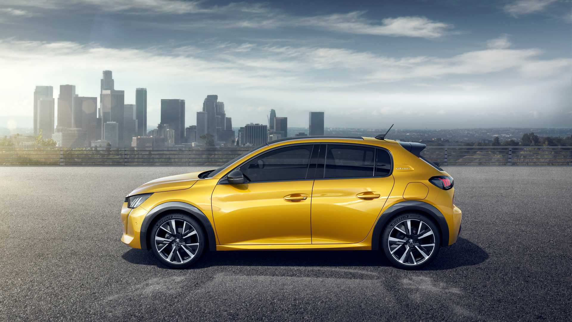 2020 Peugeot 208 Side Wallpapers (13)