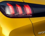 2020 Peugeot 208 Tail Light Wallpapers 150x120 (16)