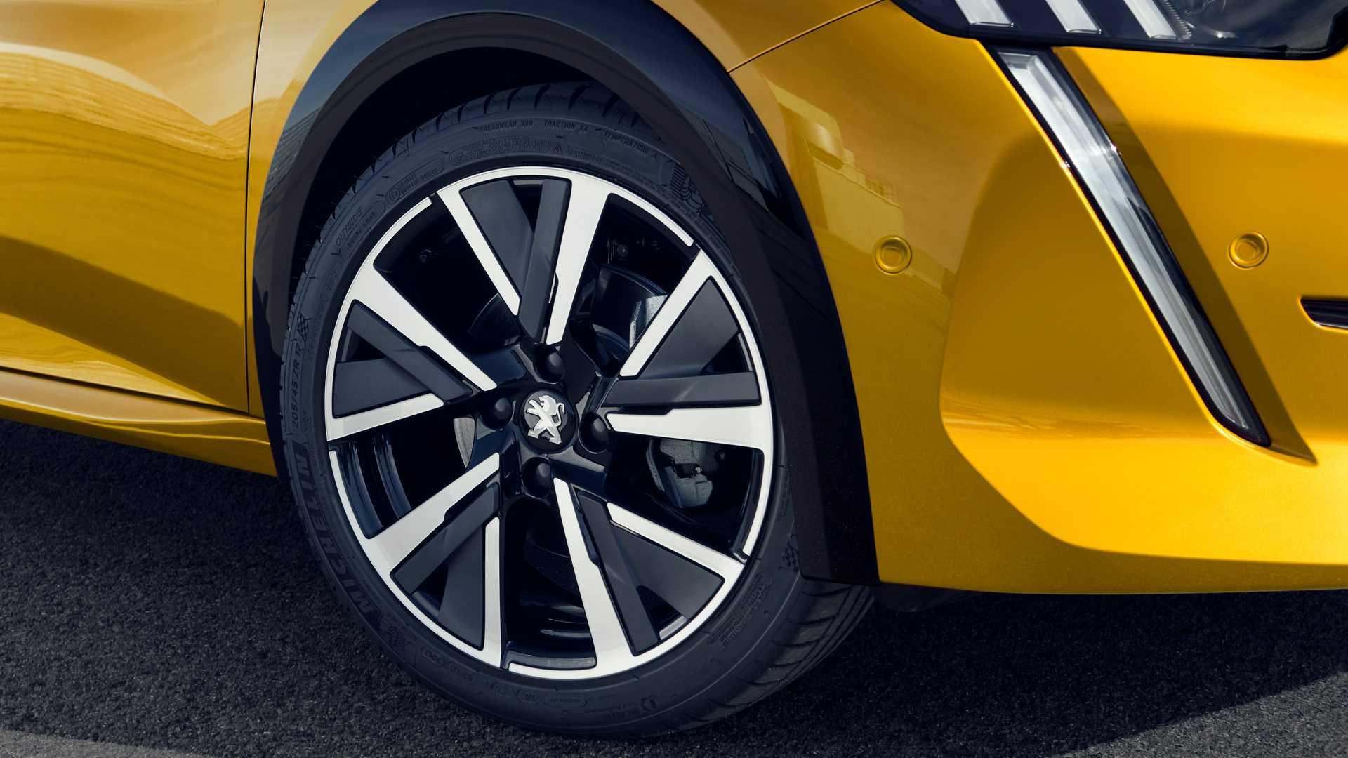 2020 Peugeot 208 Wheel Wallpapers (14)