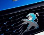 2020 Peugeot e-208 EV Badge Wallpapers 150x120 (17)