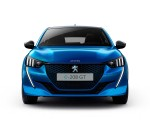 2020 Peugeot e-208 EV Front Wallpapers 150x120 (32)
