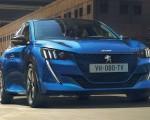 2020 Peugeot e-208 EV Front Wallpapers 150x120 (5)