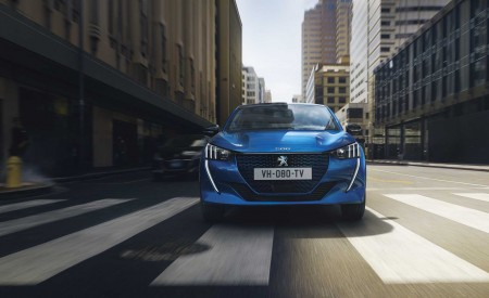 2020 Peugeot E-208 EV Wallpapers HD