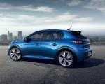 2020 Peugeot e-208 EV Rear Three-Quarter Wallpapers 150x120 (11)