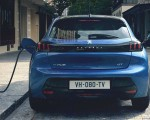 2020 Peugeot e-208 EV Rear Wallpapers 150x120 (7)