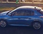 2020 Peugeot e-208 EV Side Wallpapers 150x120 (8)