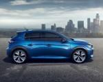 2020 Peugeot e-208 EV Side Wallpapers 150x120 (10)