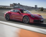2020 Porsche 911 4S (Color: Guards Red) Front Three-Quarter Wallpaper 150x120 (14)