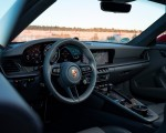 2020 Porsche 911 4S (Color: Guards Red) Interior Wallpaper 150x120 (27)