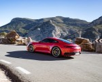 2020 Porsche 911 4S (Color: Guards Red) Side Wallpaper 150x120 (7)